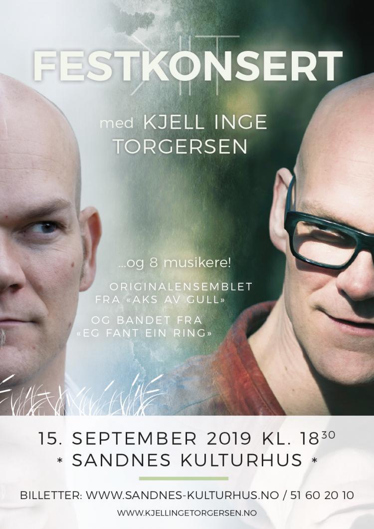 Festkonsert, plakat A3 (jpg) (foto: Henning Carr Ekroll og Morten Berentsen)
