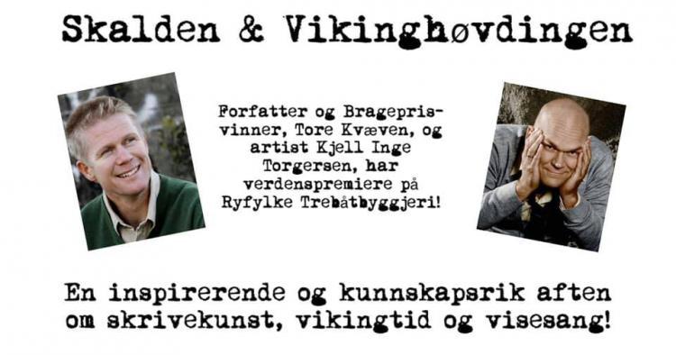 Skalden og Vikinghøvdingen